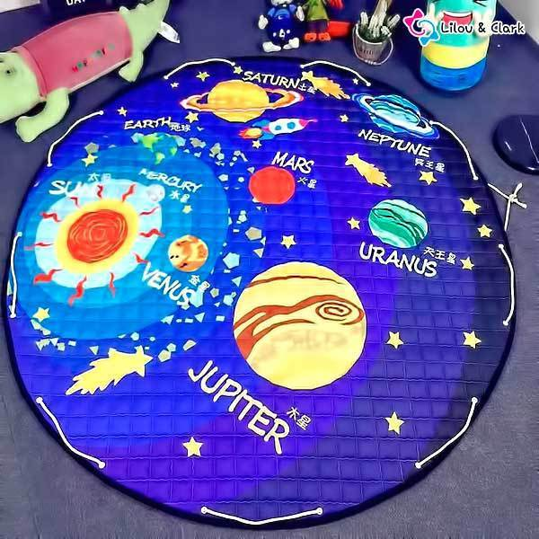 Play-n-go™ Space Play Mat - The Practical Play & Storage Bag