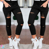 Skinny Denim Jeans For Women