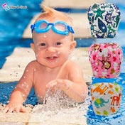 No Mess Baby Swimming Diapers