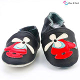 Leather Delight™ Baby Moccasins