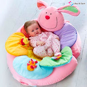 Pink Rabbit All-In-One Combo Inflatable Baby Nest