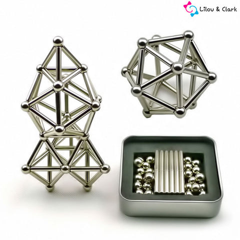 Image of Magbars™ - The Innovative Bars & Balls Building Set