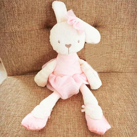 Image of Lala Bunny Rabbit Girlfriend - Plush Toy For Girls of All Ages