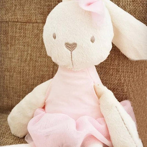 Lala Bunny Rabbit Girlfriend - Plush Toy For Girls of All Ages