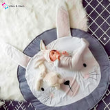 Super Soft Cute Rabbit Baby Play Mat