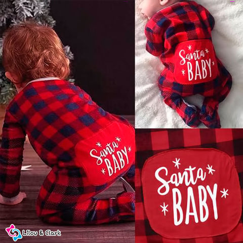 Image of Santa Baby Outfit