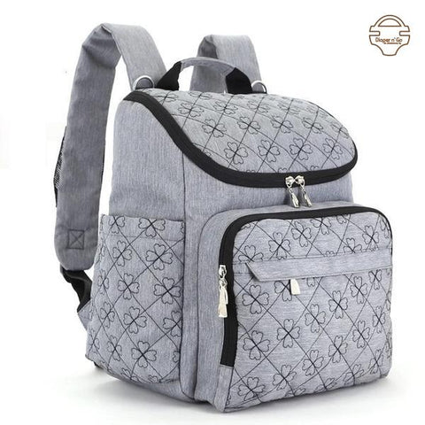 Image of Diaper-n-go™ Classy - The Ultimate Combo Mommy Bag