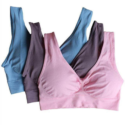Image of Silky Essence™ - The Ultimate Push Up Bra Set - Buy 1 Get 2 Free