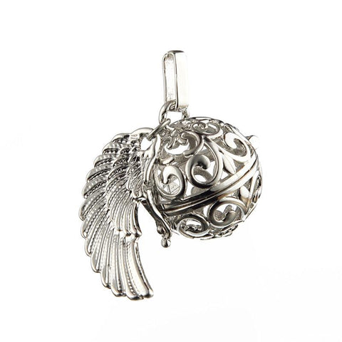 Image of Pregnancy Aromatherapy Pendant Lockets