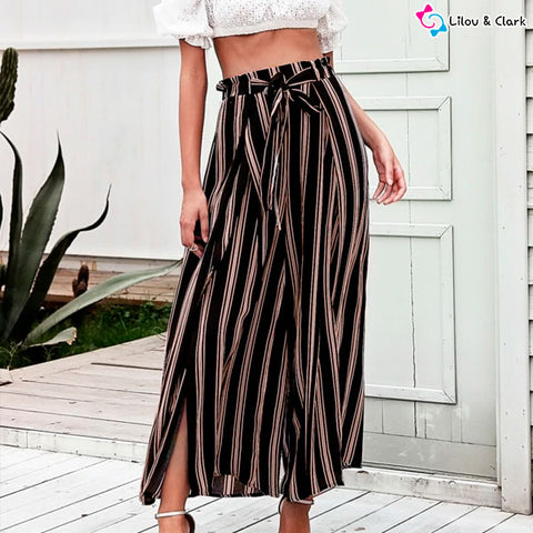 Comfy & Chic Wide Leg Trousers