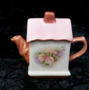 Miniature Teapot Box