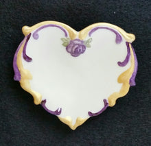 Load image into Gallery viewer, Heart Shaped Trinket Trays