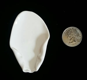 Hand Formed Blank Porcelain