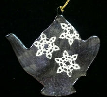 Load image into Gallery viewer, Hand Made Porcelain Tea Pot Ornaments