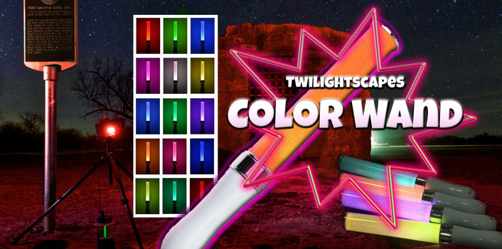 Twilightscapes Color Wands
