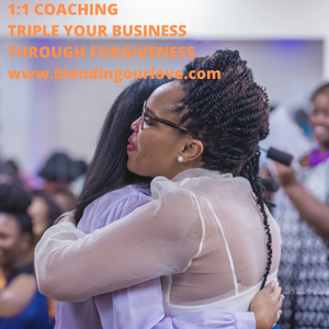 HEALING EQUALS EMPOWERMENT! Most people agree unforgiveness ruins families. But unforgiveness depletes our bank accounts as well. If your business is failing or you are fearful of even starting a business or write a book. THIS PROGRAM IS FOR YOU!