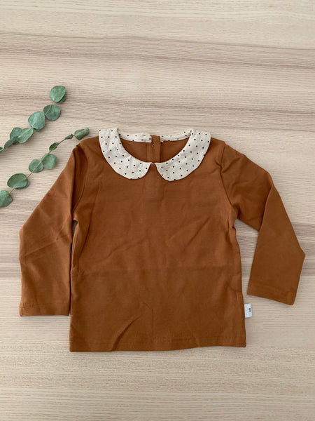 Khloe Collar Top