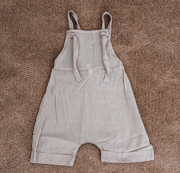 Playful Baby Romper