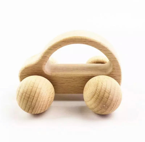 Wooden Car Toy/Teether