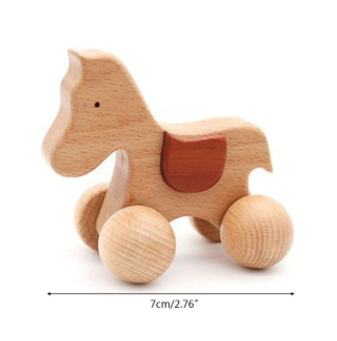 Horse Wooden Toy