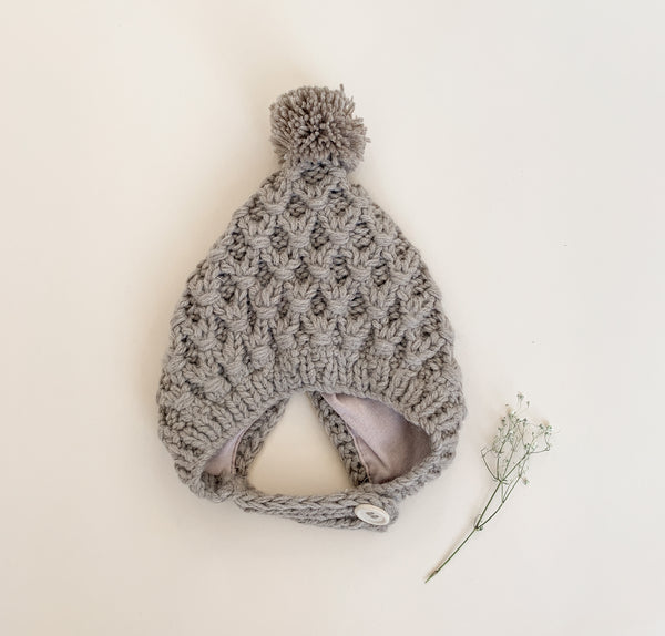 Knit Bonnet