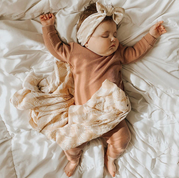 The Neutral Rainbow Swaddle