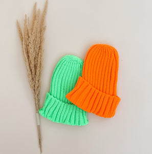 Ribbed Winter Beanies from Sora