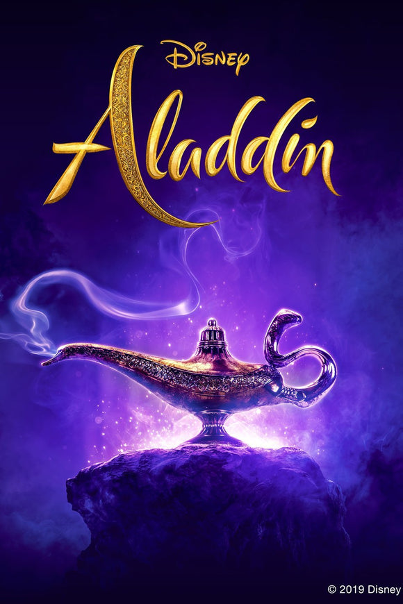 Disney's Aladdin 2019 Movie Review - Blue Culture Tees