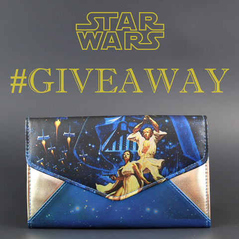 Star Wars Giveaway on Instagram