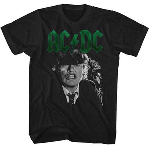 MEN'S ACDC ANGUS GROWL LIGHTWEIGHT TEE - Blue Culture Tees