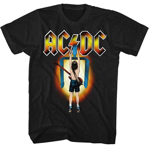 MEN'S ACDC FLICK OF THE SWITCH LIGHTWEIGHT TEE