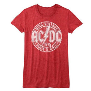 WOMEN'S ACDC R&R TEE
