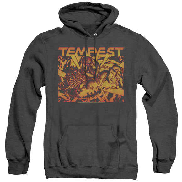 MEN'S ATARI DEMON REACH HEATHER PULLOVER HOODIE