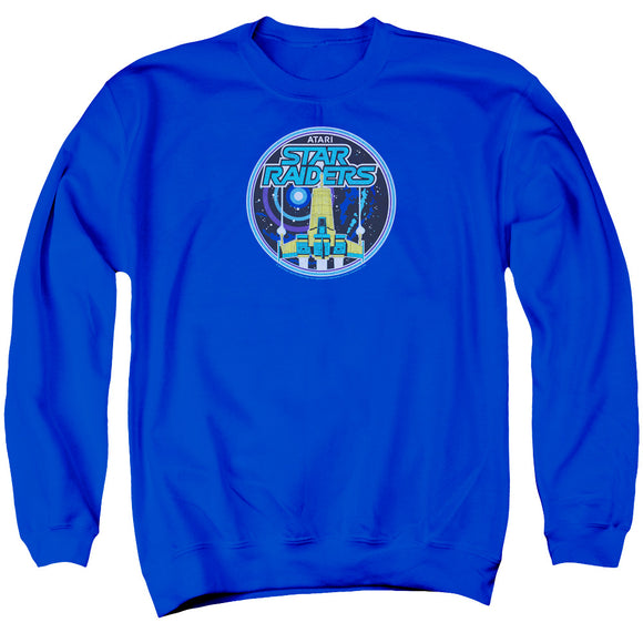 MEN'S ATARI BADGE CREWNECK SWEATSHIRT