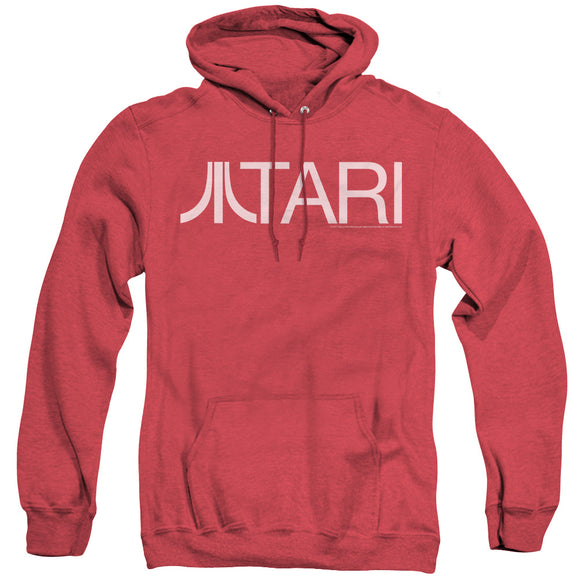 MEN'S ATARI ATARI HEATHER PULLOVER HOODIE