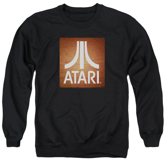 MEN'S ATARI CLASSIC WOOD SQUARE CREWNECK SWEATSHIRT