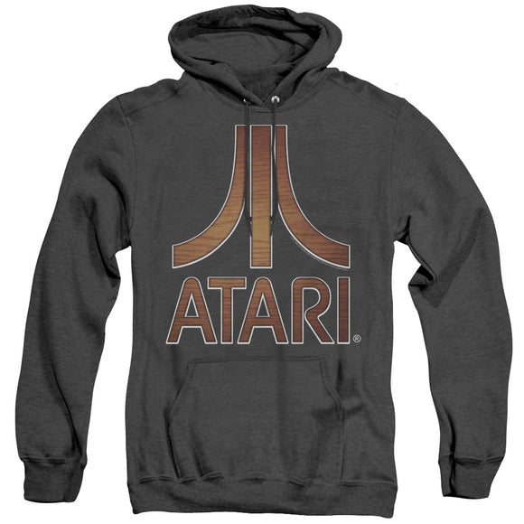 MEN'S ATARI CLASSIC WOOD EMBLEM HEATHER PULLOVER HOODIE