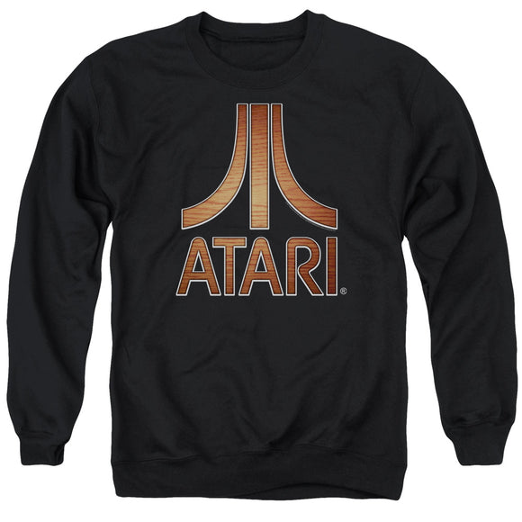 MEN'S ATARI CLASSIC WOOD EMBLEM CREWNECK SWEATSHIRT