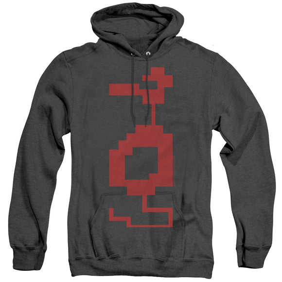 MEN'S ATARI DRAGON HEATHER PULLOVER HOODIE