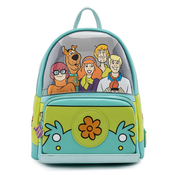 Loungefly Scooby Doo Mystery Machine Mini Backpack - Preorder