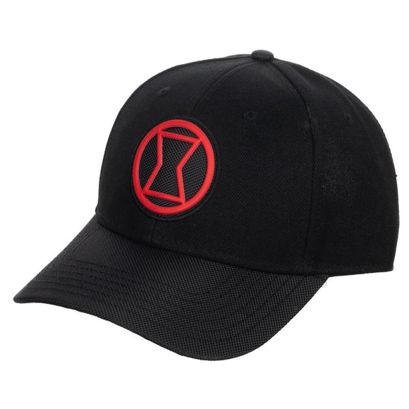 Marvel Black Widow Chrome Weld Ballistic Bill Hat