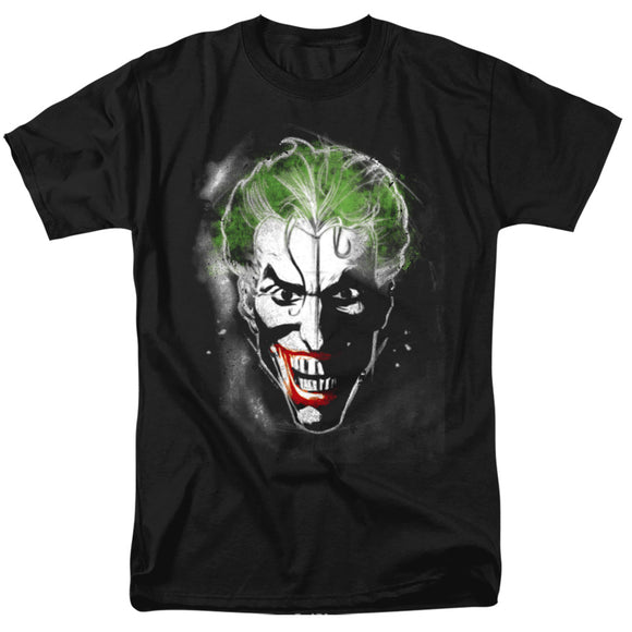 MEN'S BATMAN JOKER FACE OF MADNESS TEE