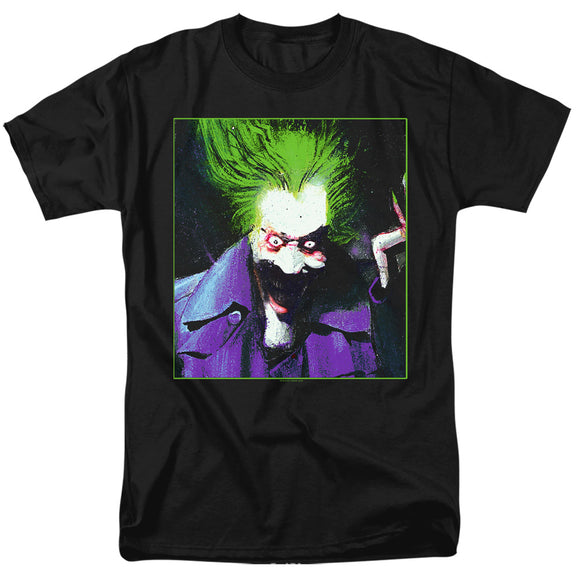 MEN'S BATMAN ARKHAM ASYLUM JOKER TEE