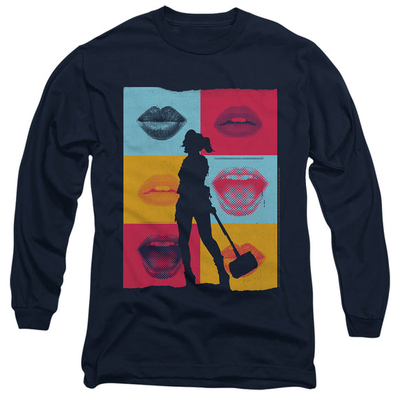 MEN'S BIRDS OF PREY LIPS LONG SLEEVE TEE