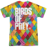 MEN'S BIRDS OF PREY FEATHERS SUBLIMATED TEE