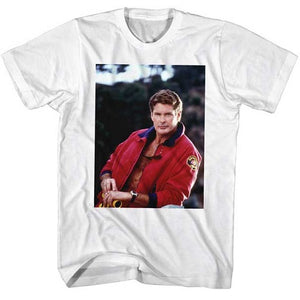 MEN'S BAYWATCH THE HOFF LIGHTWEIGHT TEE