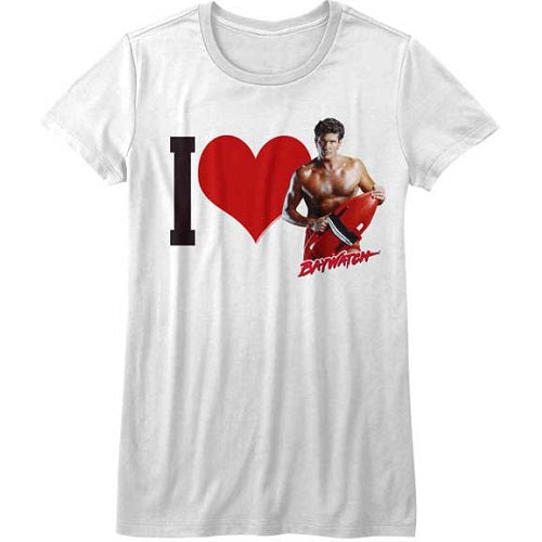 WOMEN'S BAYWATCH HEARTHOFF TEE