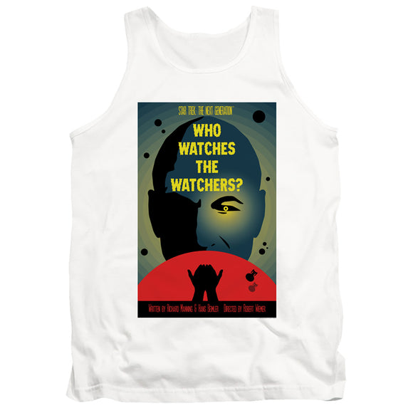 MEN'S STAR TREK TNG SEASON 3 EPISODE 4 TANK TOP
