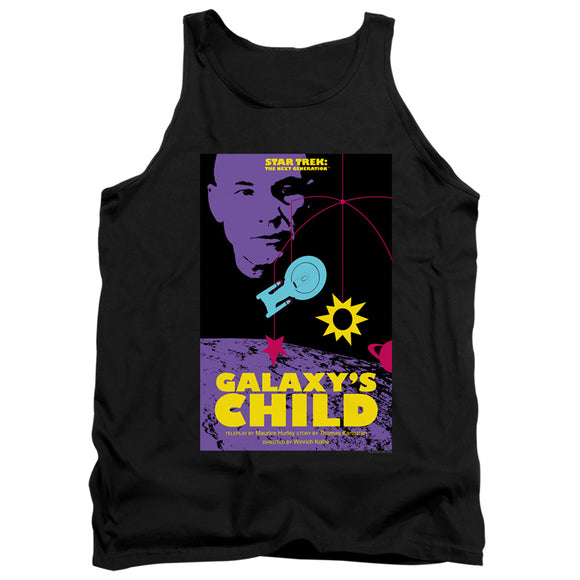 MEN'S STAR TREK TNG SEASON 4 EPISODE 16 TANK TOP