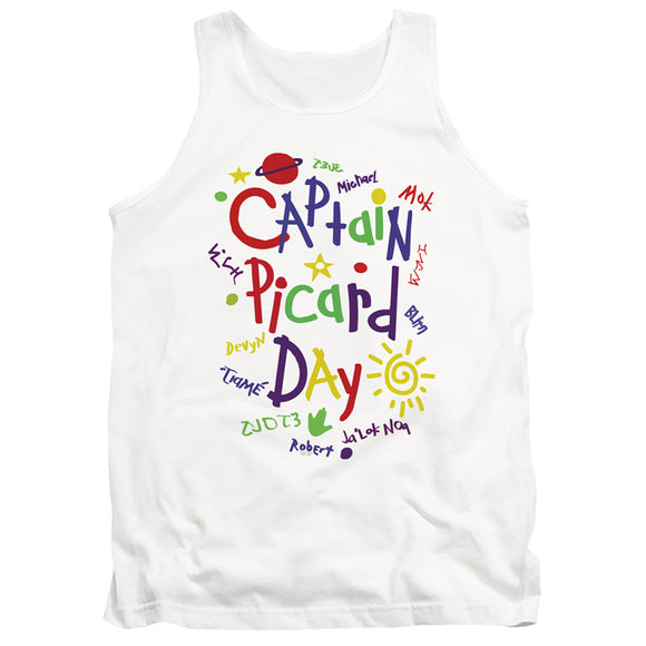 MEN'S STAR TREK PICARD PICARD DAY TANK TOP